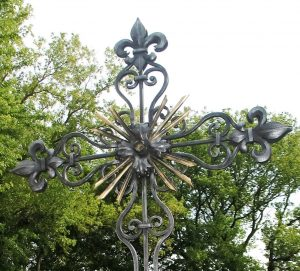Processional Cross Detail